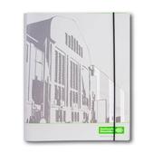 Dokumentenmappe mit 10-fach Registerunterteilung