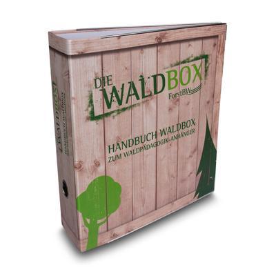 Ordner Waldbox Titelseite